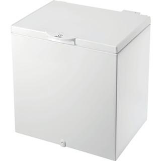 Indesit frysbox: färg vit