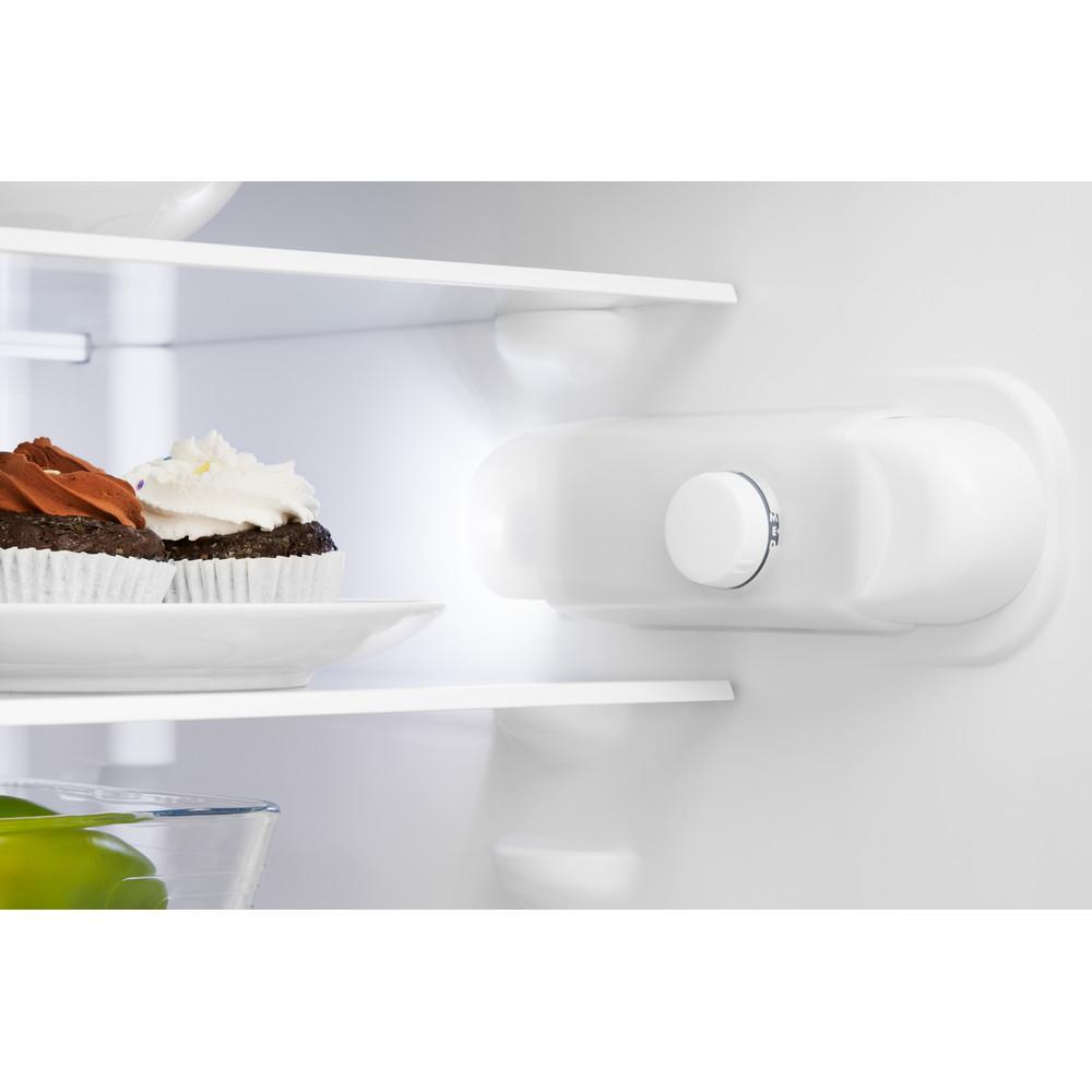 Indesit Холодильник с морозильной камерой Отдельно стоящий LR6 S1 W Белый 2 doors Lifestyle control panel