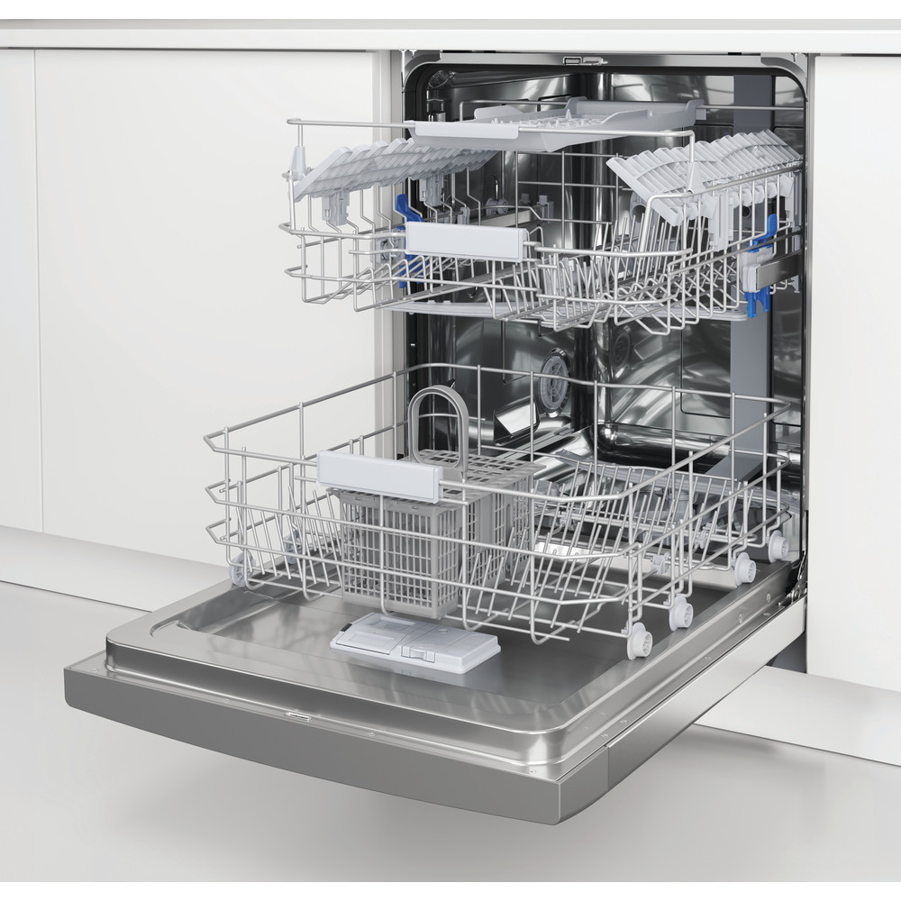 Indesit Opvaskemaskine Indbygget DUC 2C24 AC X Underbygget E Lifestyle perspective open