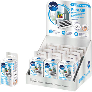 Змінний блок для фільтру PURIFAIR Wpro для холодильників