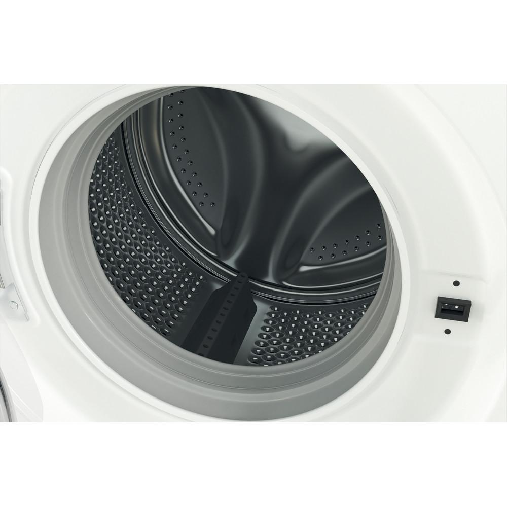 Indesit Máquina de lavar roupa Livre Instalação MTWE 81283 W SPT Branco Carga Frontal D Drum