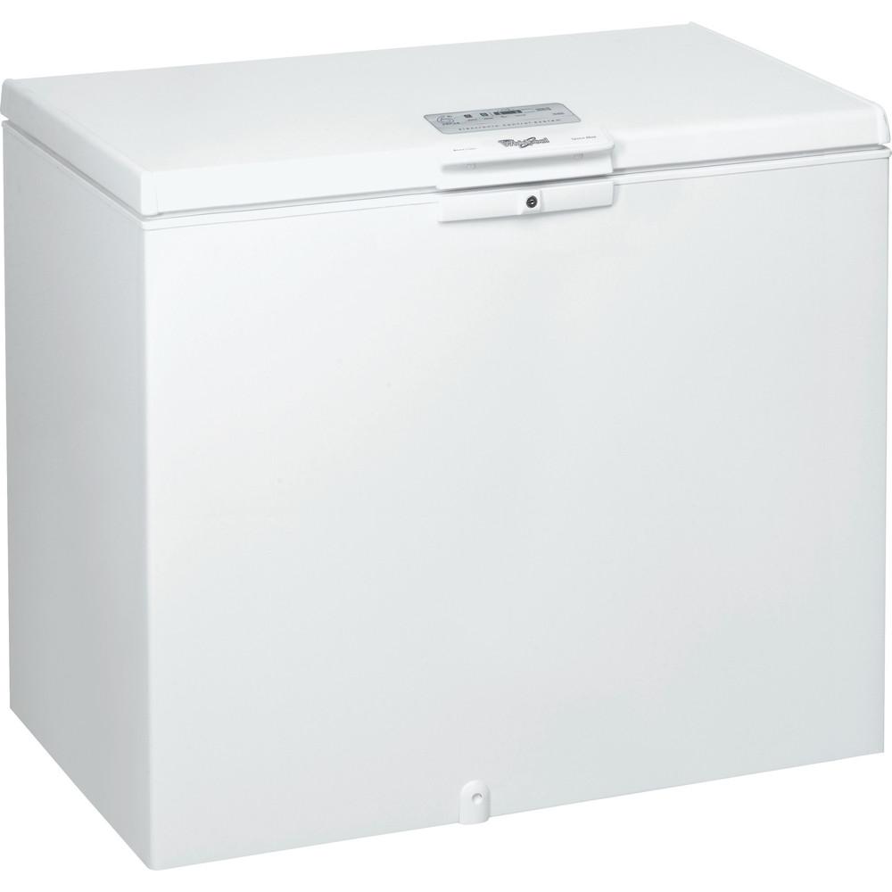Congélateur coffre WHE22333 Whirlpool - 118cm