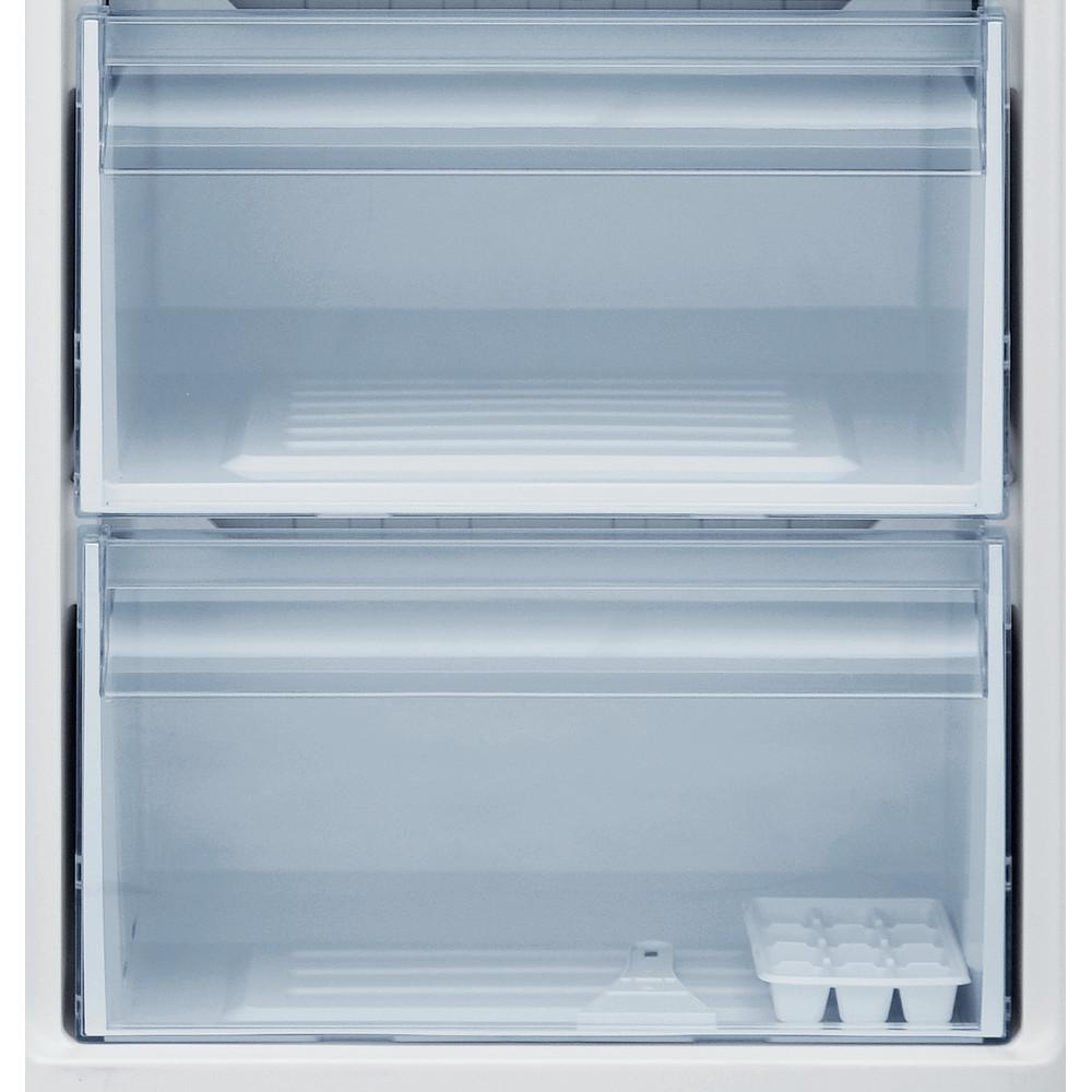 Indesit Congelador Libre instalación I55ZM 111 W Blanco Drawer
