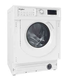 Пералня със сушилня за вграждане Whirlpool: 7 кг - BI WDWG 751482 EU N