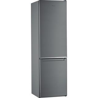 Холодильник Whirlpool з нижньою морозильною камерою соло: з системою frost free - W9 921C OX