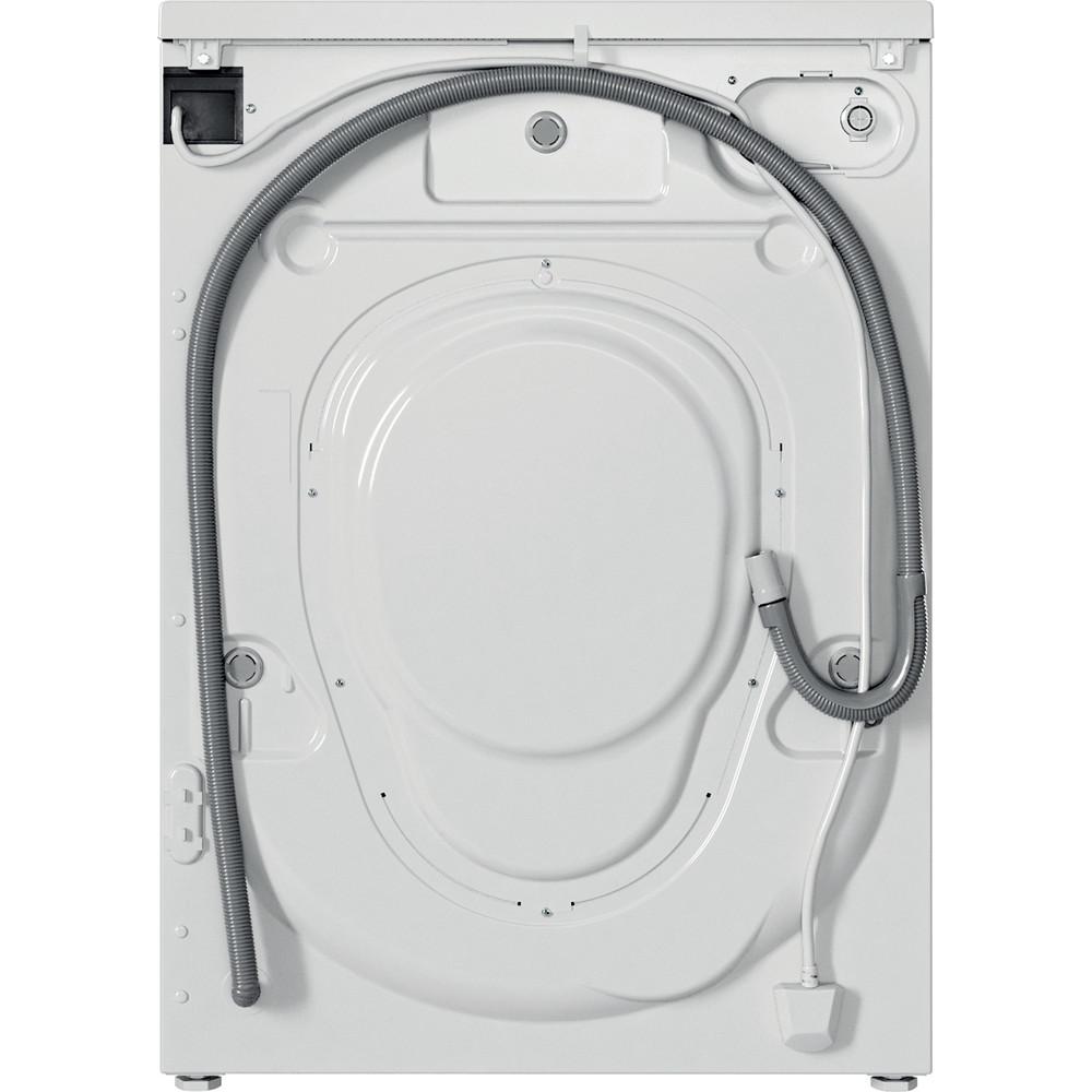 Indesit Lavadora Libre instalación EWD 61051 W SPT N Blanco Cargador frontal F Back / Lateral