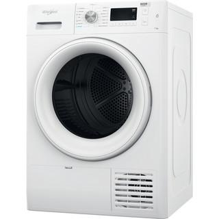 Whirlpool värmepumpstumlare: fristående, 7 kg - FFT M11 72 EE