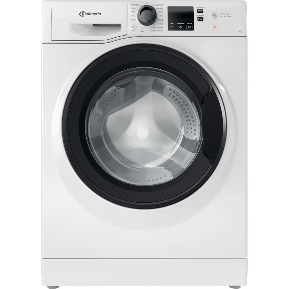 Bauknecht Waschmaschine Standgerät WM 9 M100 Weiss Frontlader D Frontal