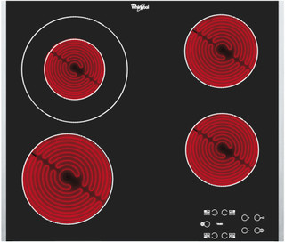 Whirlpool Kochfelder - AKT 8130/LX