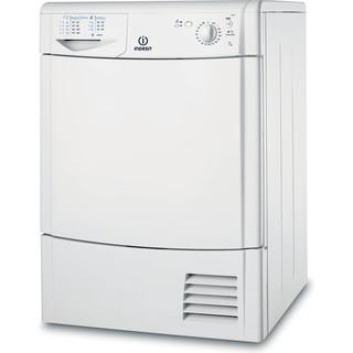 Indesit condenser tumble dryer: freestanding, 7kg