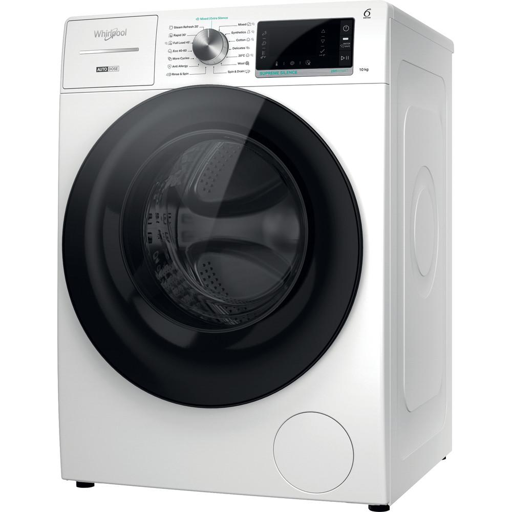 Whirlpool frontmatet vaskemaskin: 10,0 kg - W8 W046WB EE
