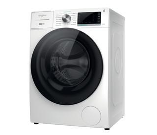 Vapaasti sijoitettava edestä täytettävä Whirlpool pyykinpesukone: 10,0 kg - W8 W046WB EE