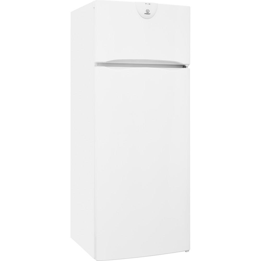 Indesit Комбиниран хладилник с камера Свободностоящи RAA 24 N (EU) Бял 2 врати Perspective