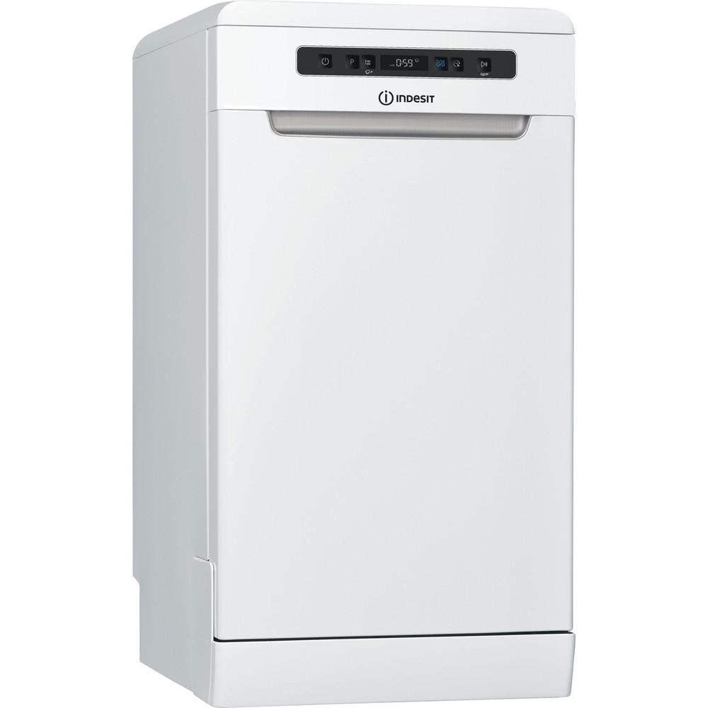 Indesit Посудомоечная машина Отдельно стоящий DSFO 3T224 C Отдельно стоящий A++ Perspective