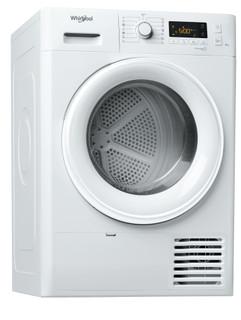 Whirlpool tørretumbler med varmepumpe: fritstående, 8 kg - FT M11 81 EU