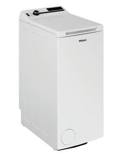 Whirlpool prostostoječi pralni stroj z zgornjim polnjenjem: 6,0 kg - TDLRB 6241BS EU/N