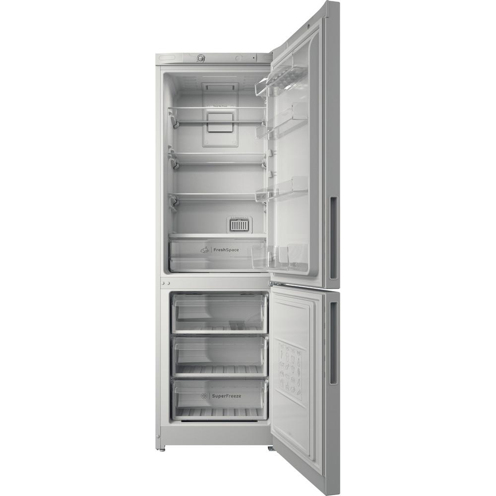 Indesit Холодильник с морозильной камерой Отдельностоящий ITD 4180 W Белый 2 doors Frontal open