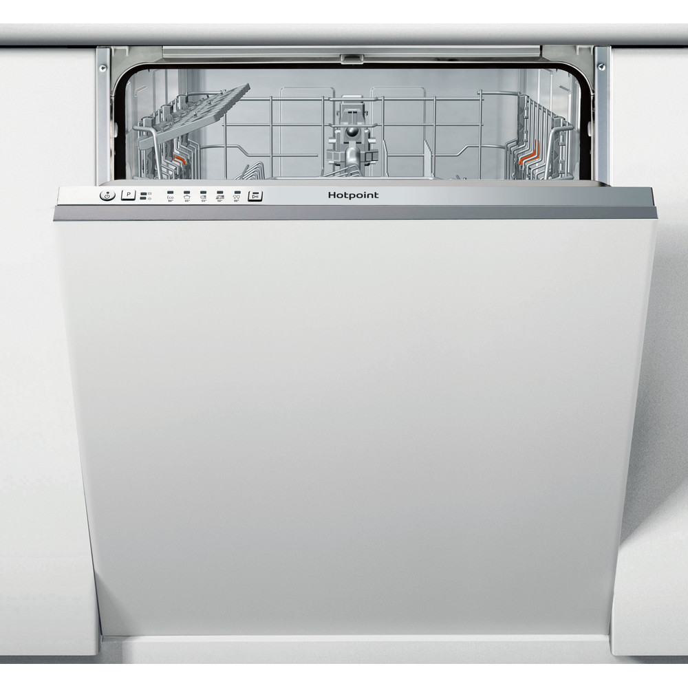 Hotpoint Dishwasher Built-in HIE 2B19 UK Full-integrated A+ Frontal