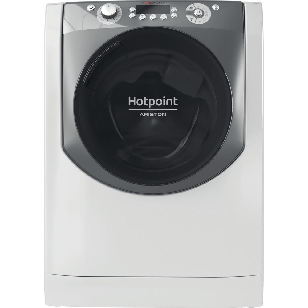 Hotpoint_Ariston Lavasciugabiancheria Libera installazione AQD972F 697 EU N Bianco Carica frontale Frontal