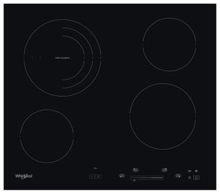 Whirlpool kuhalna plošča - AKT 8900 BA