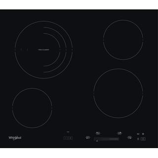 Whirlpool Ploča za kuhanje AKT 8900 BA Crna Radiant vitroceramic Frontal