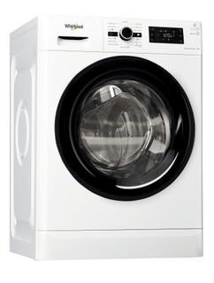 Whirlpool samostalna mašina za pranje veša s prednjim punjenjem: 8 kg - FWG81484BV EE