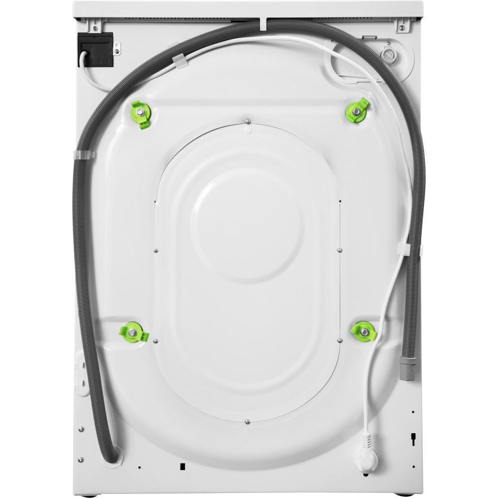 Indesit Pračka Volně stojící BWE 71453X WSSS EU Bílá Front loader A+++ Back / Lateral
