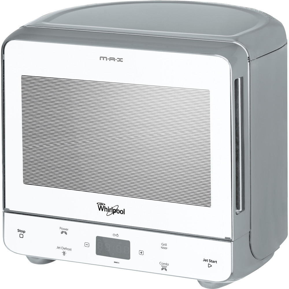 Horno microondas de libre instalación Whirlpool: color silver - MAX 36 WSL