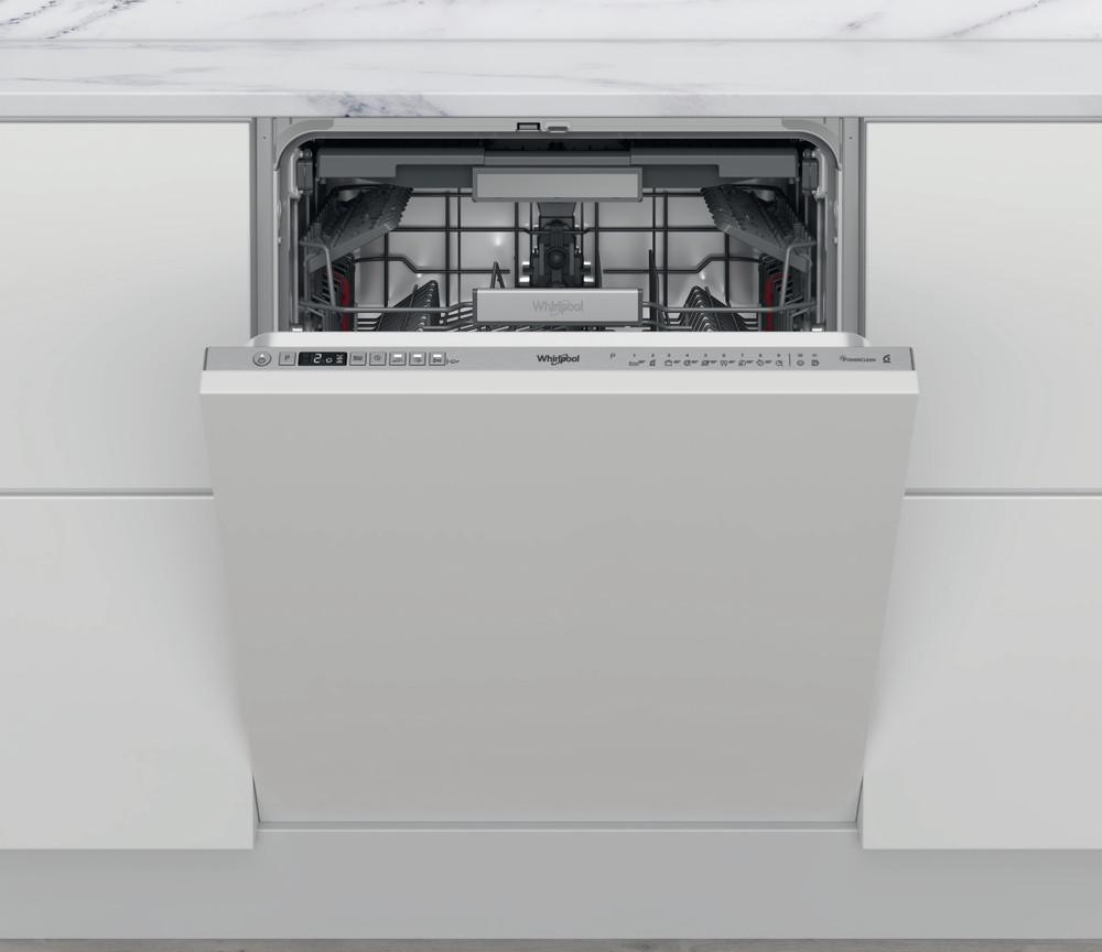Whirlpool Dishwasher Ugradna WIO 3T133 PLE Potpuno integrisana A+++ Frontal