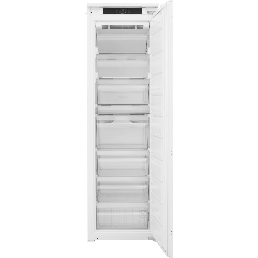 Hotpoint Freezer Built-in HF 1801 E F1 UK White Frontal open