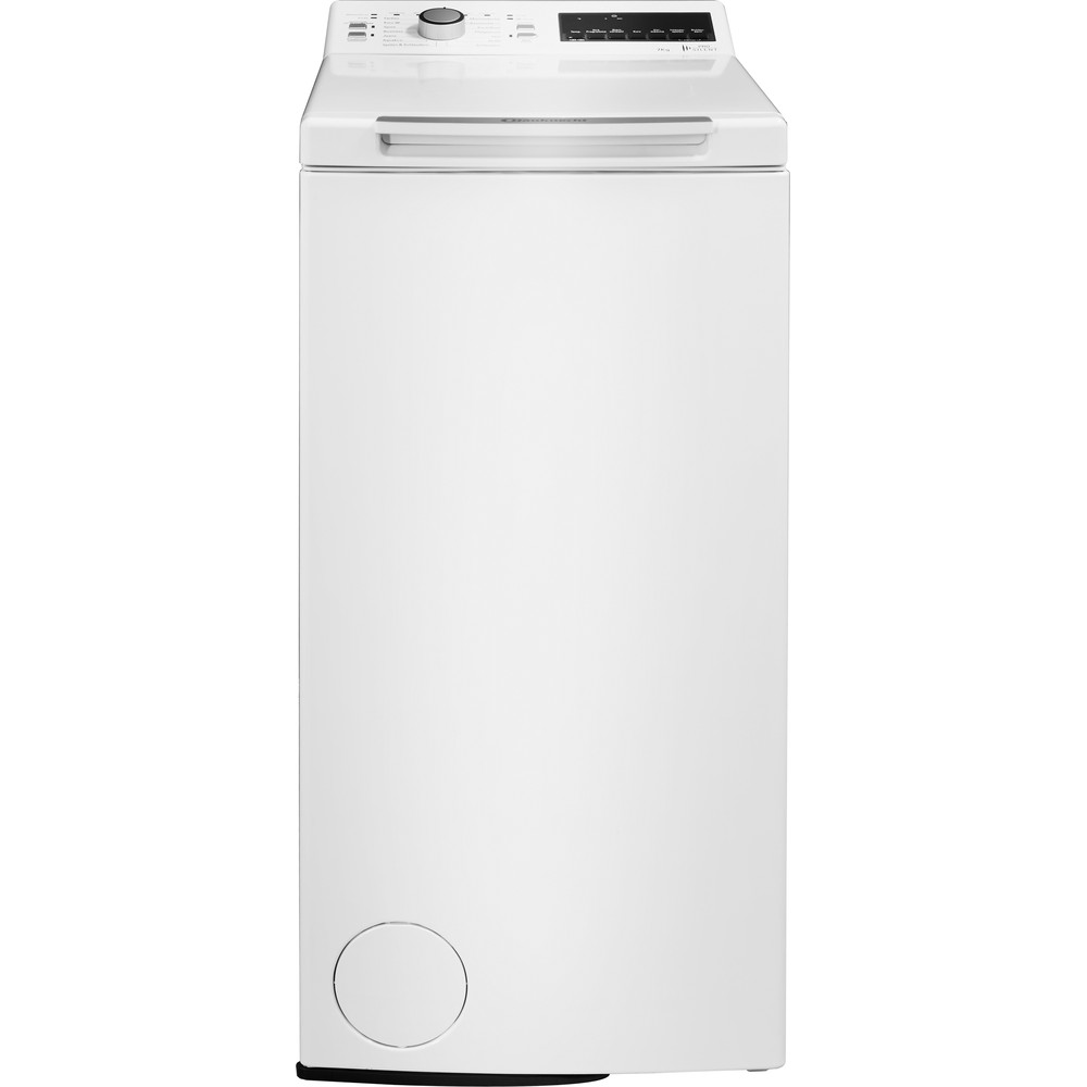 Bauknecht Waschmaschine Standgerät WAT PL 965/1 Weiss Toplader A+++ Frontal