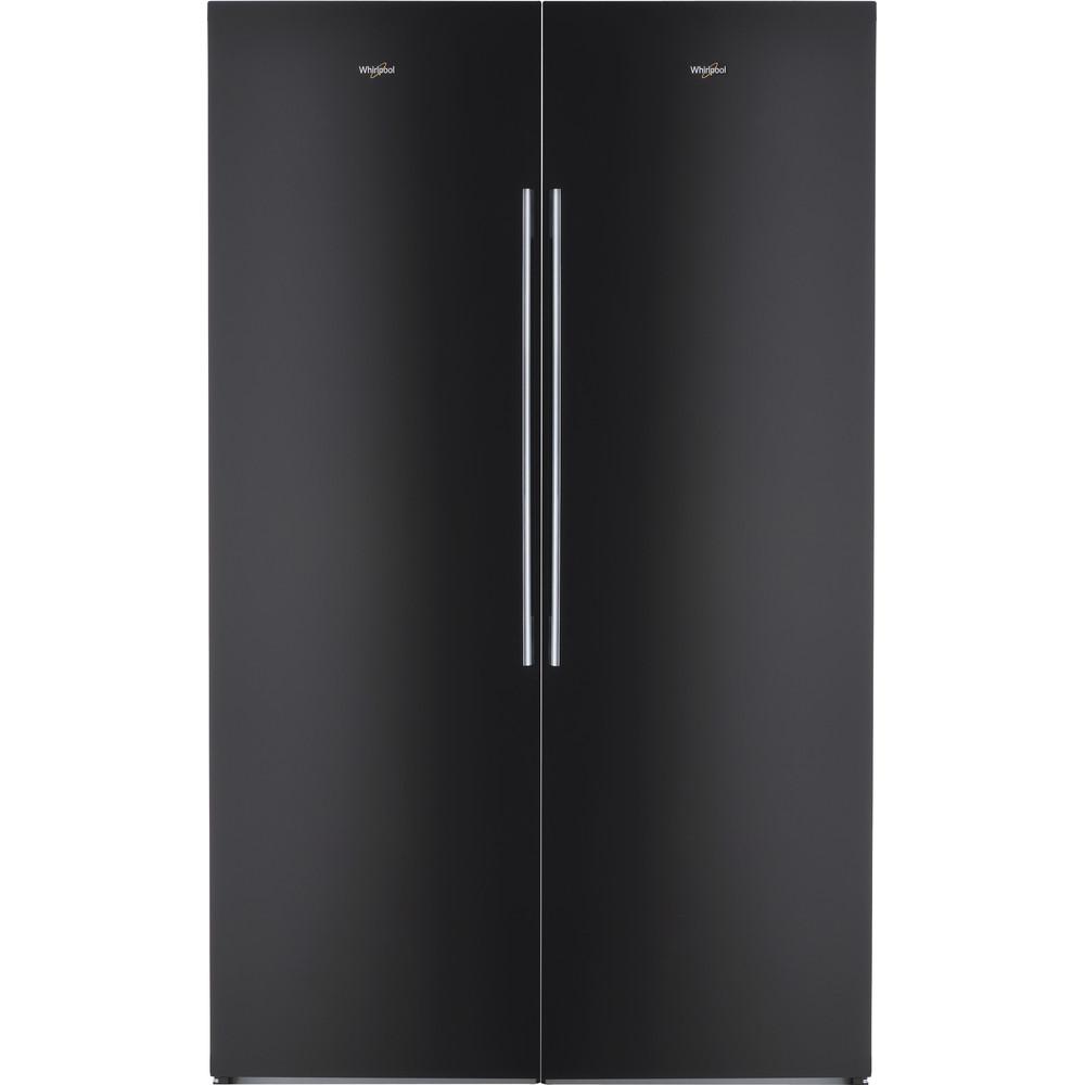Холодильник Whirlpool соло: чорний колір - SW8 AM2C KAR