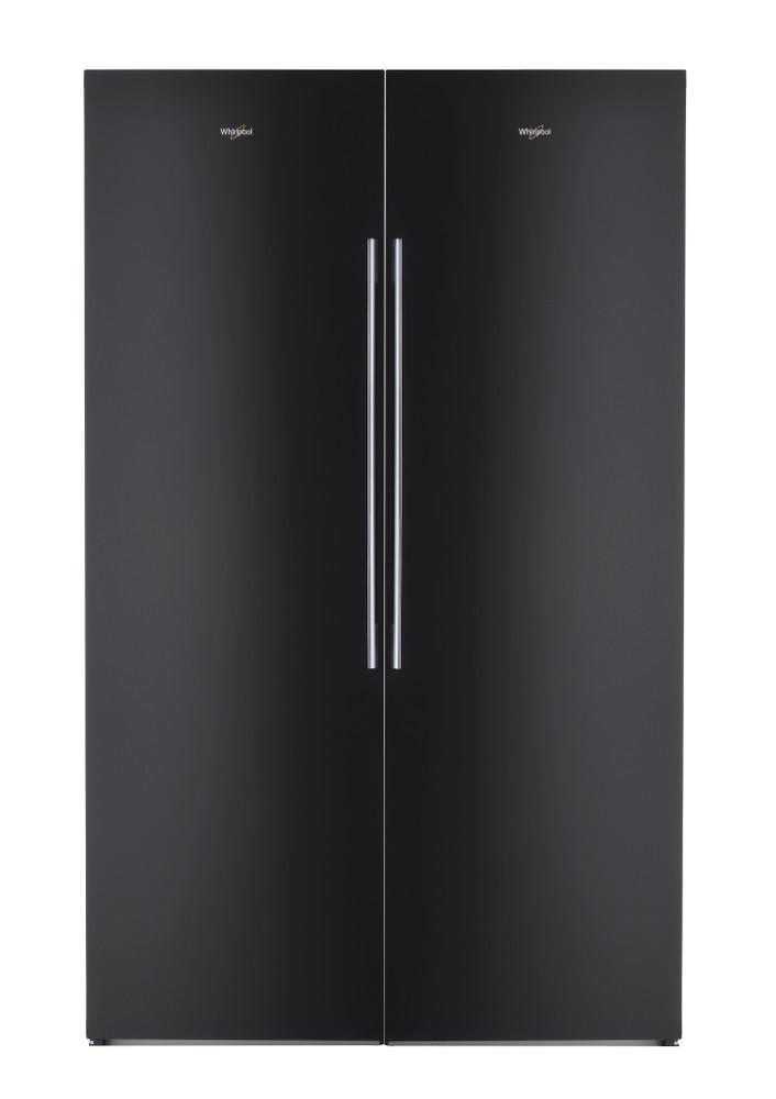 Whirlpool Réfrigérateur Pose-libre SW8 AM2C KAR Noir Frontal