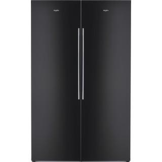 Холодильник Whirlpool: чорний колір - SW8 AM2C KAR