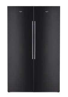 Frigorífico de livre instalação da Whirlpool: cor preta - SW8 AM2C KAR