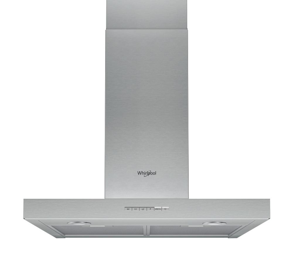Whirlpool Liesituuletin Kalusteisiin sijoitettava WHBS 63 F LE X Inox Wall-mounted Elektroninen Frontal