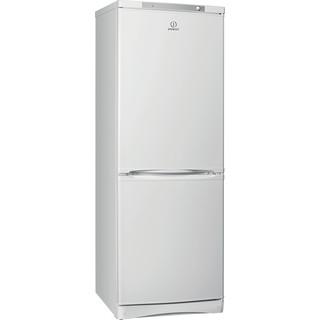 Indesit Холодильник с морозильной камерой Отдельно стоящий IBS 16 AA (UA) Белый 2 doors Perspective