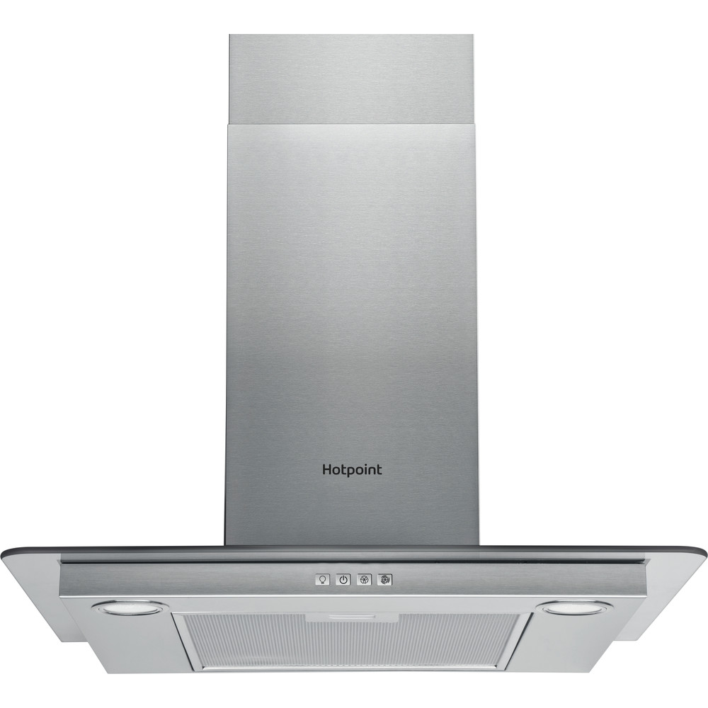 Hotpoint HOOD Built-in PHFG6.4FLMX Inox Wall-mounted Mechanical Frontal
