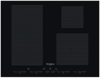 Whirlpool indukciós üvegkerámia főzőlap - SMC 654 F/BF