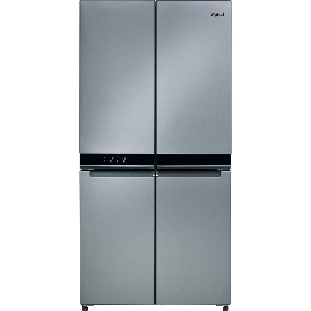 Frigorífico americano side-by-side WQ9 B2L Whirlpool: Color Inox 591L Total No Frost A++ WCollection