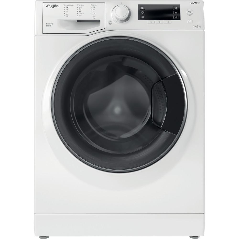 Whirlpool fristående tvätt-tork: 11,0 kg - RDD 1176287 WD EU N