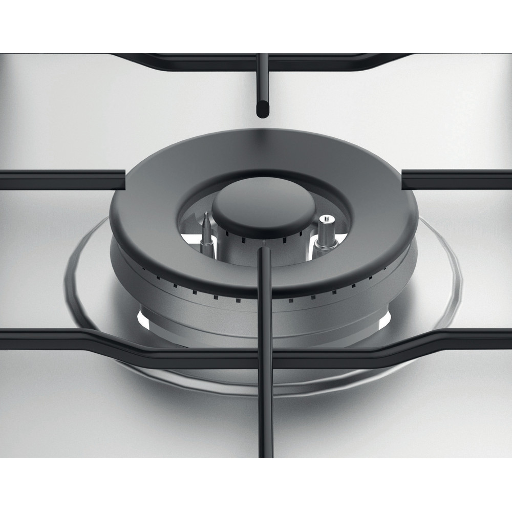 Indesit Piano cottura THP 752 W/IX/I Inox GAS Heating element