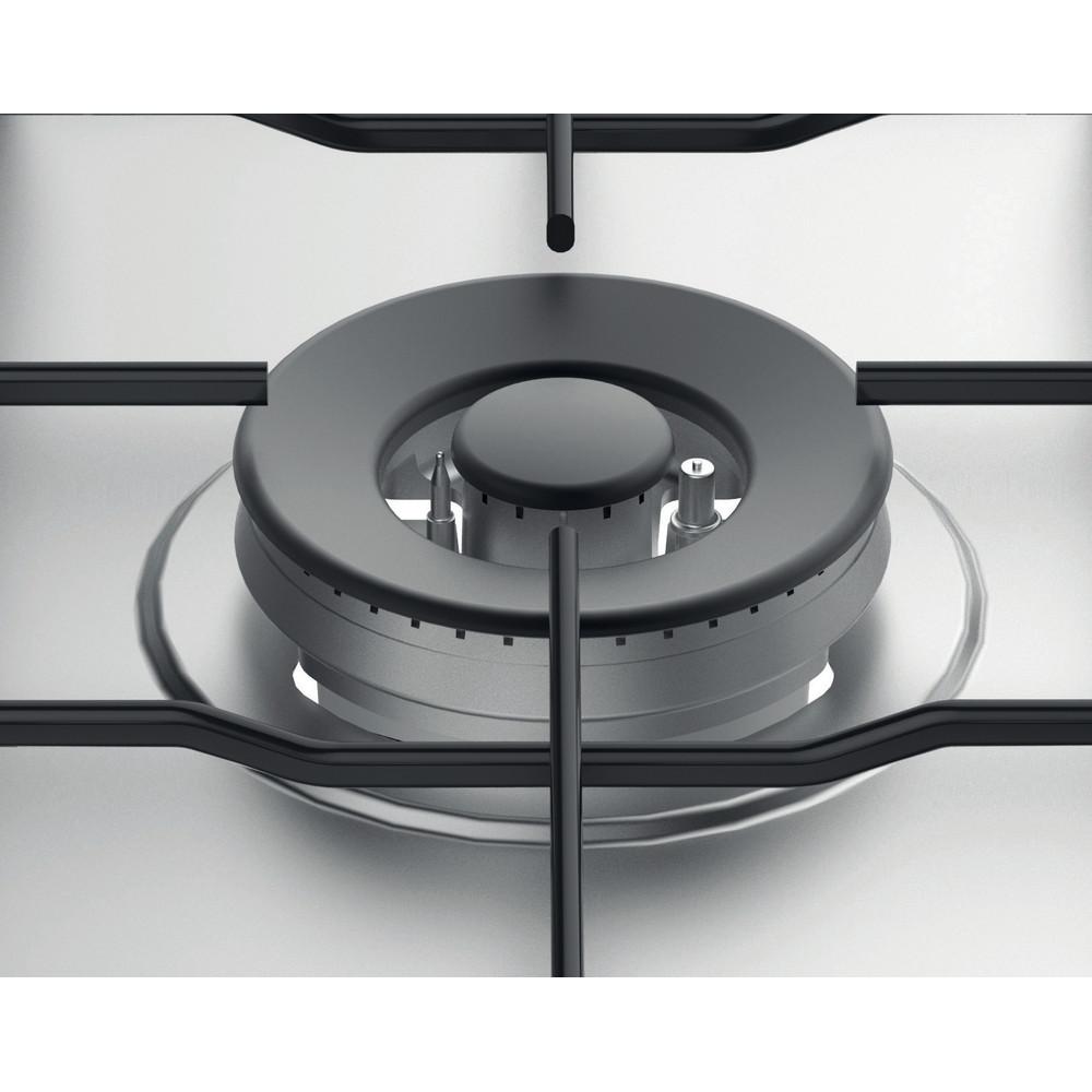Indesit Placa THP 752 W/IX/I Inox Gás Heating element