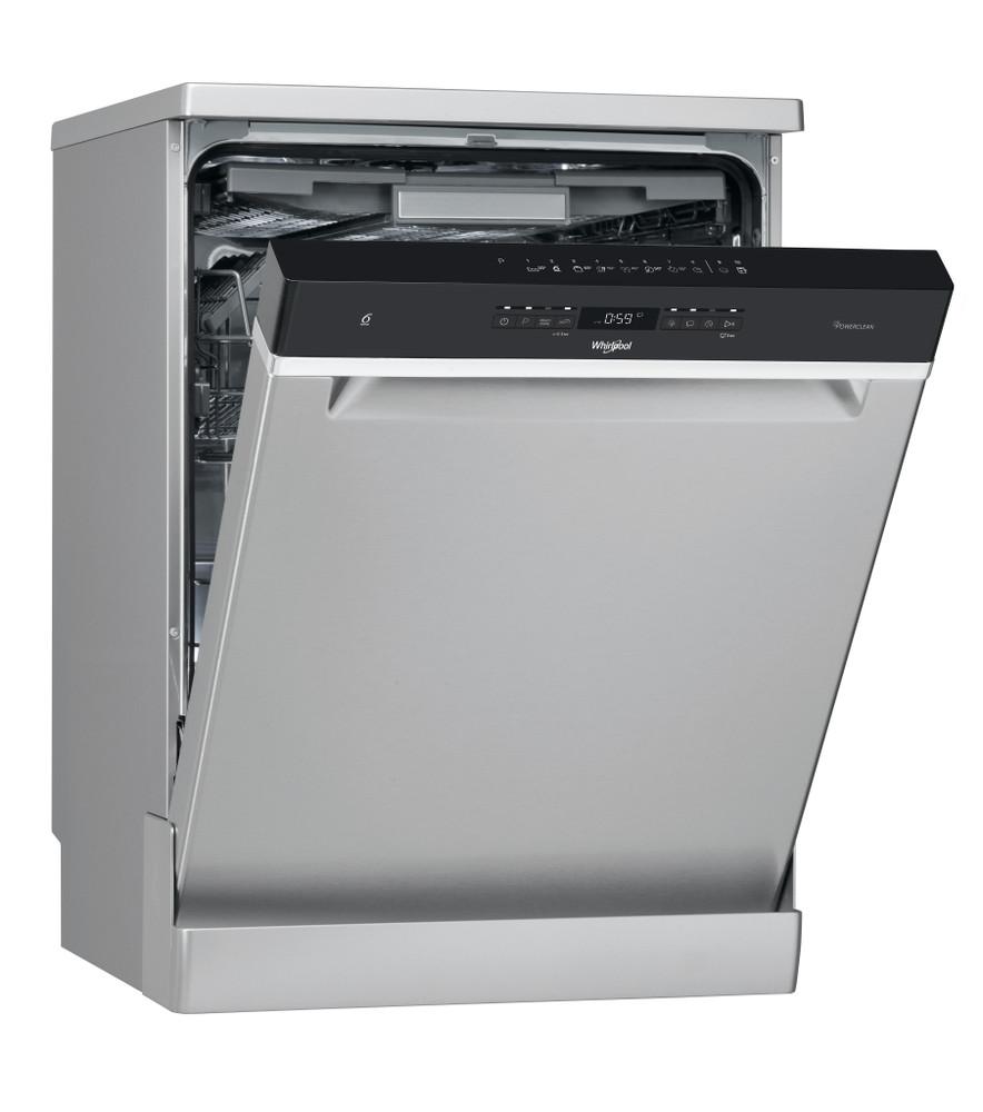 Whirlpool Dishwasher Samostojeća WFO 3O33 PL X Samostojeća A+++ Perspective open
