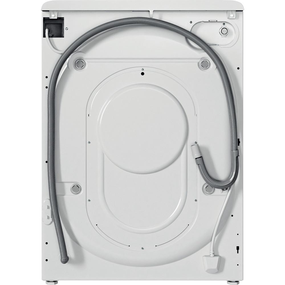 Indesit Máquina de lavar e secar roupa Livre Instalação BDE 961483X WS SPT N Branco Carga Frontal Back / Lateral