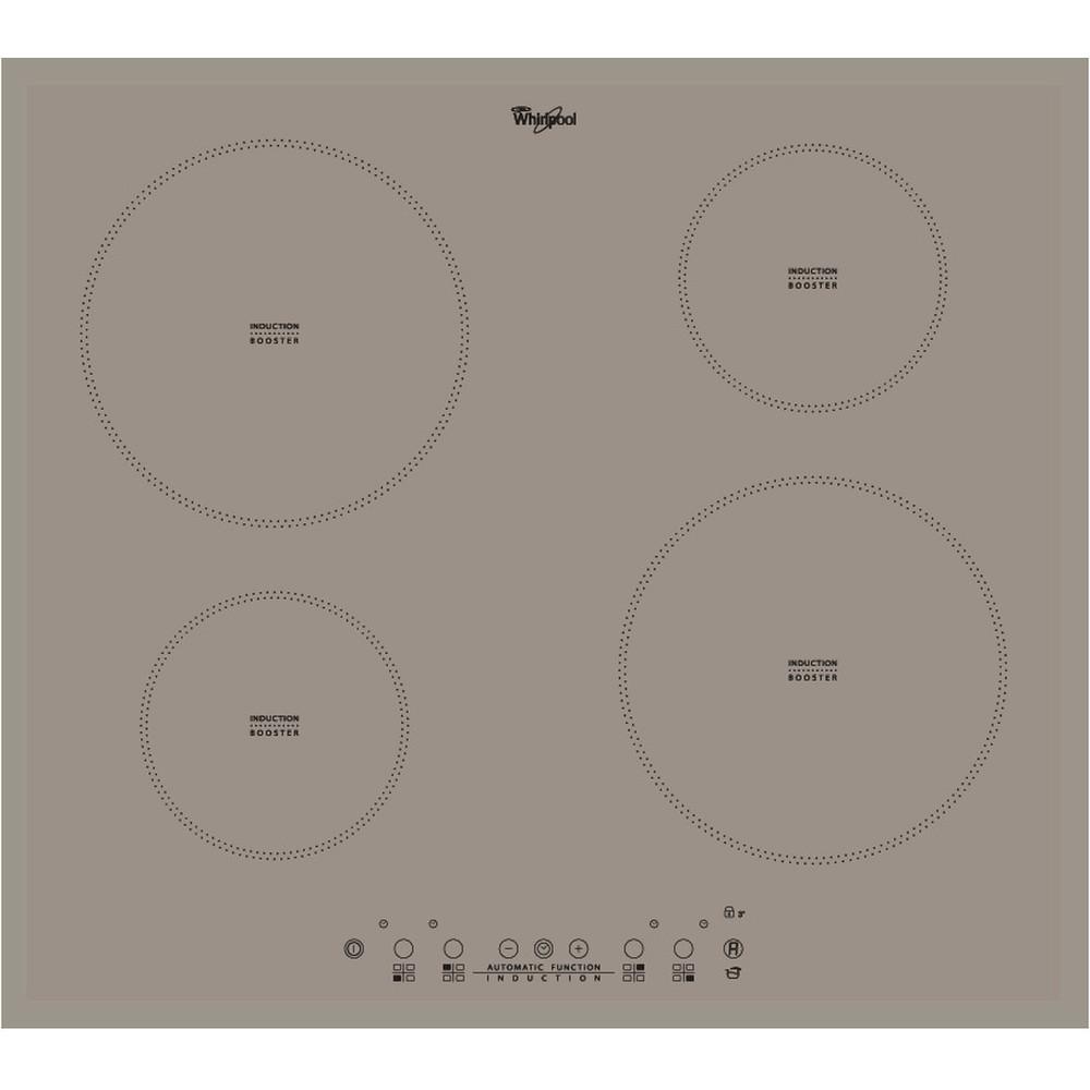Whirlpool induktionshäll - ACM 804/BA/S