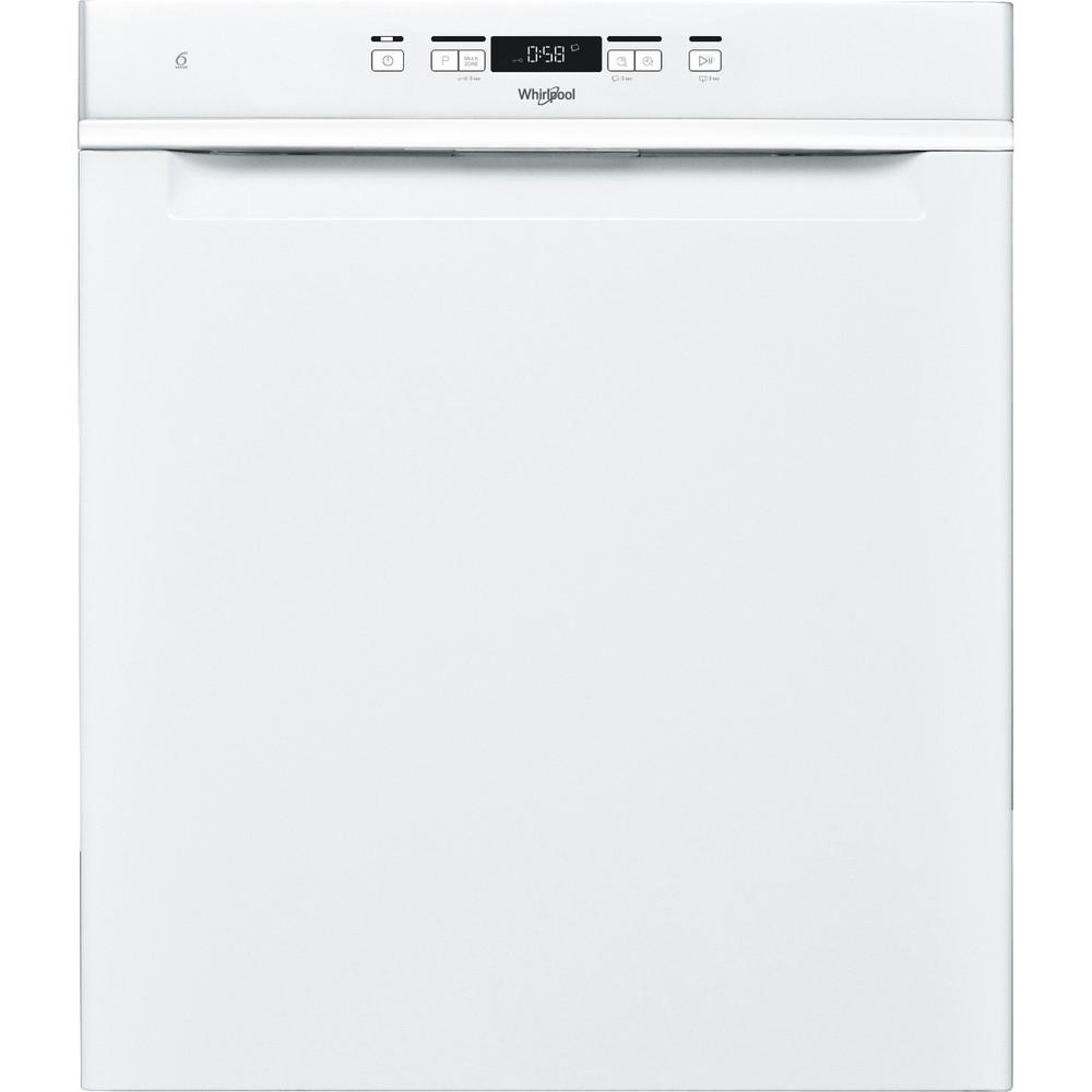 Whirlpool diskmaskin: färg vit, 60 cm - WUC 3C26 F