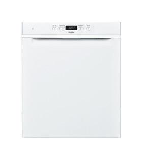 Whirlpool-opvaskemaskine: hvid farve, fuld størrelse - WUC 3C26 F