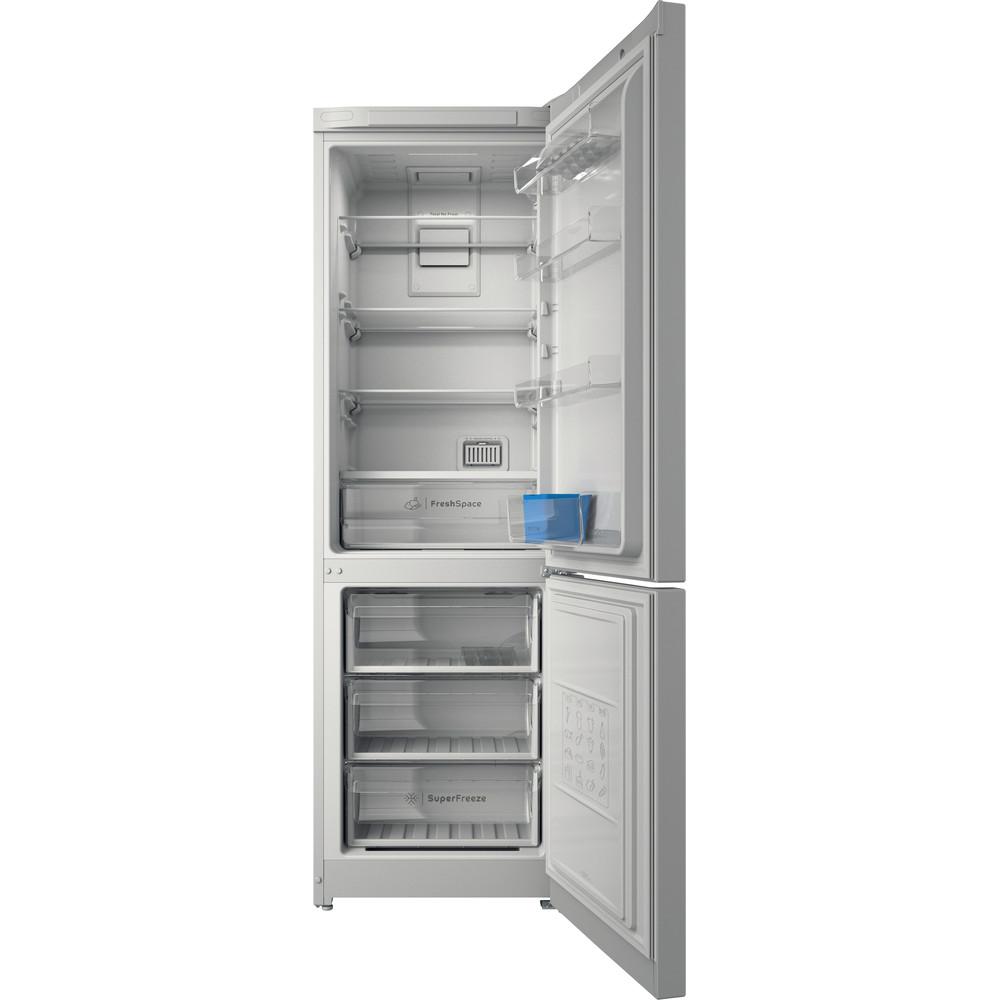 Indesit Холодильник с морозильной камерой Отдельно стоящий ITI 5181 W UA Белый 2 doors Frontal open