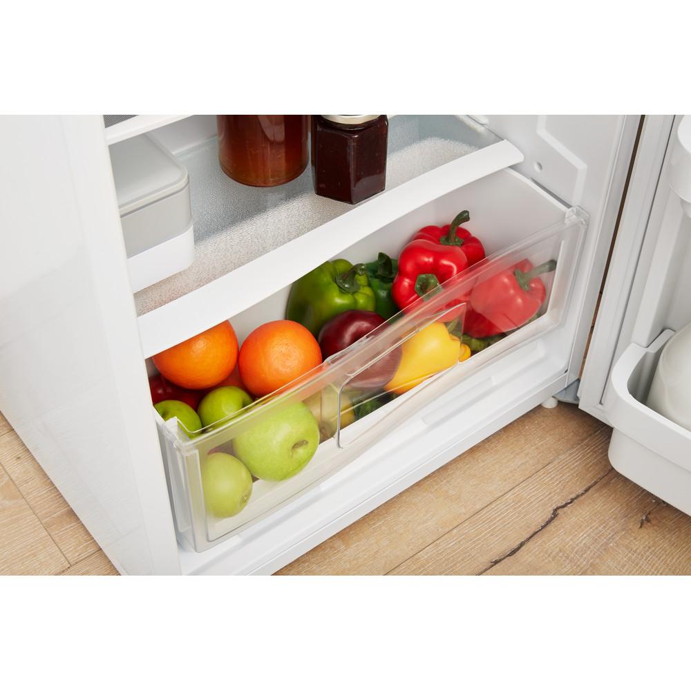 Indesit Комбиниран хладилник с камера Свободностоящи RAA 24 N (EU) Бял 2 врати Drawer